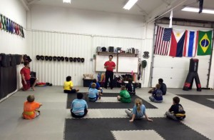 MKG Kids Youth Martial Arts